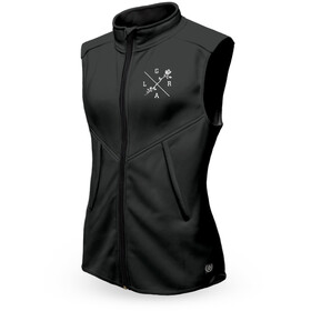 Loose Riders Technical Vest Women, black
